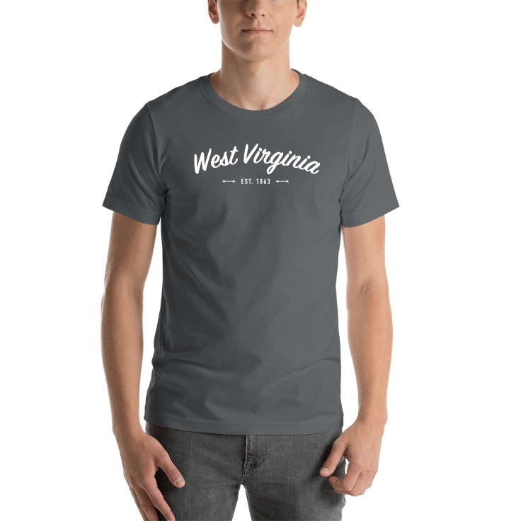 West Virginia T-shirts