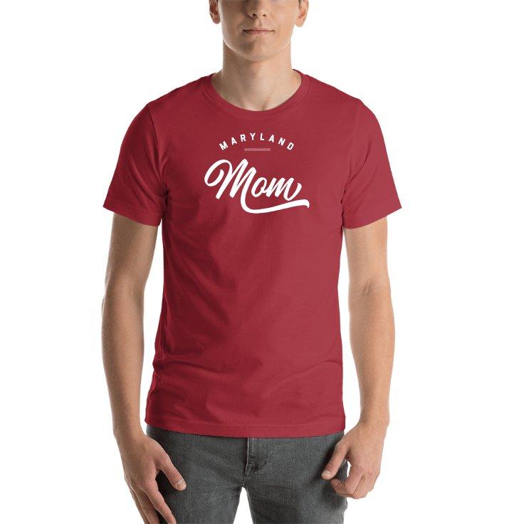 Maryland Mom T-Shirt