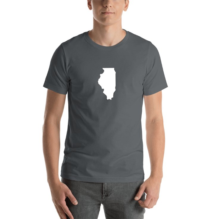 Illinois T-shirts