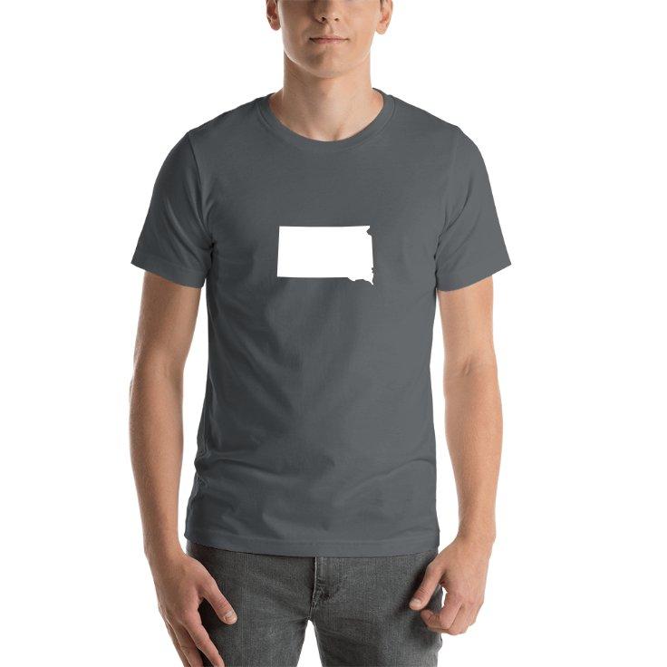 South Dakota T-shirts